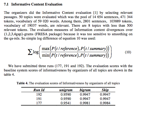title word extraction thetitle of the retrieved document is extracted