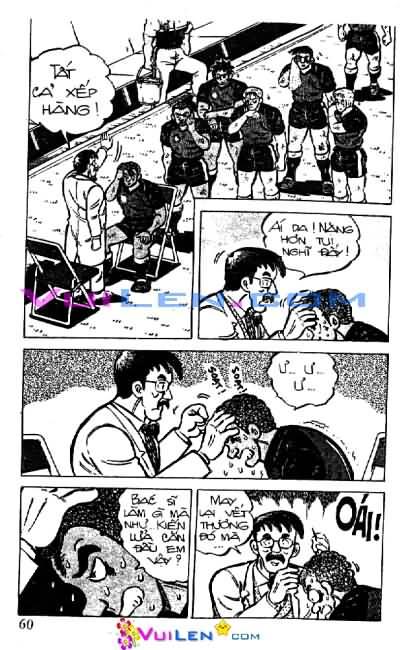 Jindodinho - Đường Dẫn Đến Khung Thành III Tập 28 page 60 Congtruyen24h