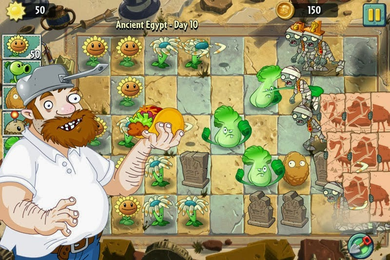 Plants vs. Zombies 2 2.2.2 Full Apk