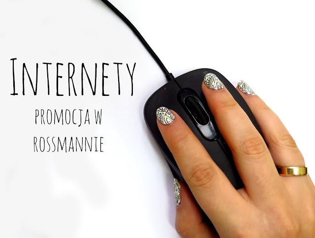 Internety i promocja w Rossmannie
