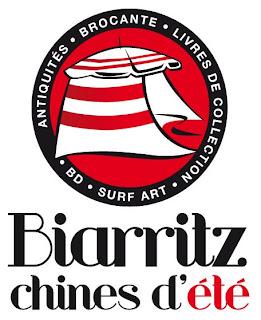 #Biarritz chines d'été 2013 SALON ANTIQUITES ART CONTEMPORAIN   LIVRE ANCIEN #BROCANTE