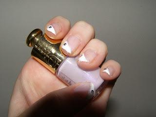 Dior nailart