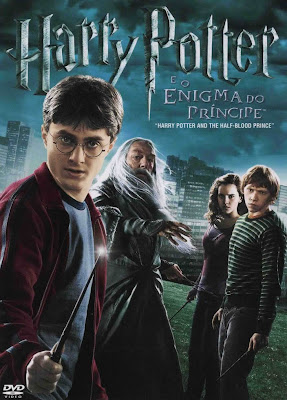 Harry Potter e o Enigma do Príncipe - DVDRip Dual Áudio