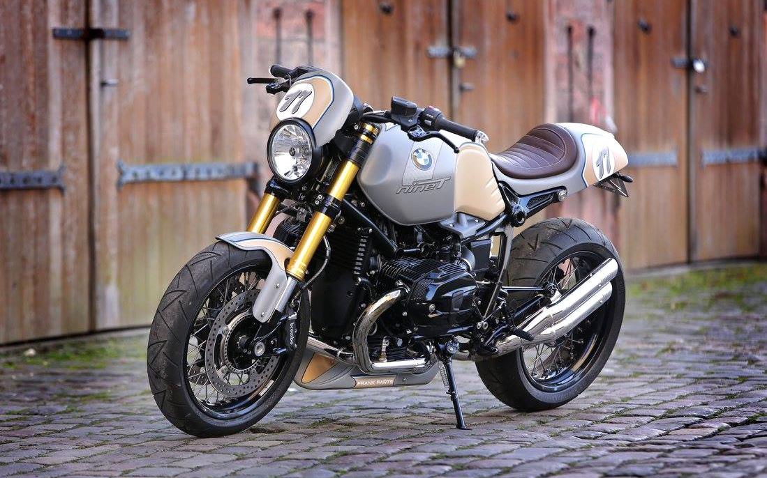 Stock Cafe Racer Idea Di Immagine Del Motociclo