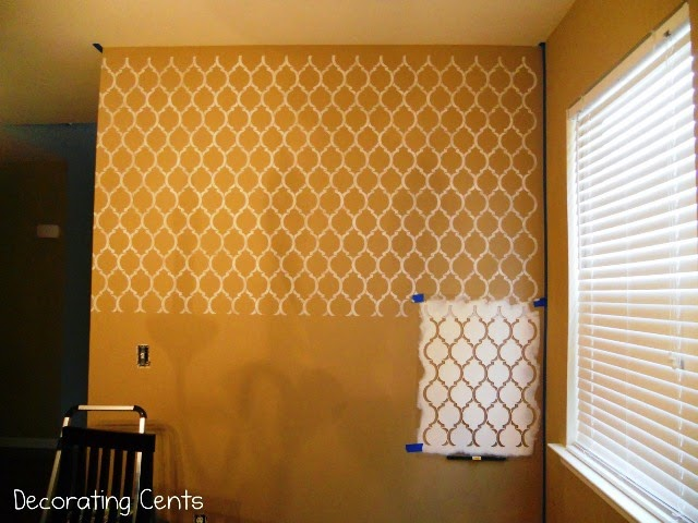 wall painting stencils wall painting ideas and colors
