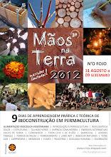 MÃOS NA TERRA n'O Fojo 2012