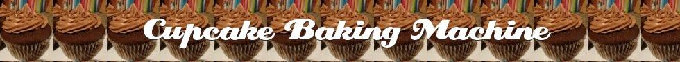 Cupcake Baking Machine