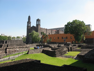 Three Cultures Square - Mexico