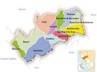Provincia de Huaral