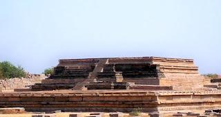 Mahanavami Dibba - Place where kings enjoyed the Dasara Entertainment