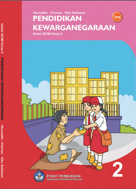 DOWNLOAD BUKU PENDIDIKAN KEWARGANEGARAAN KELAS 2 SD ~ HM-PHOTO STUDIO