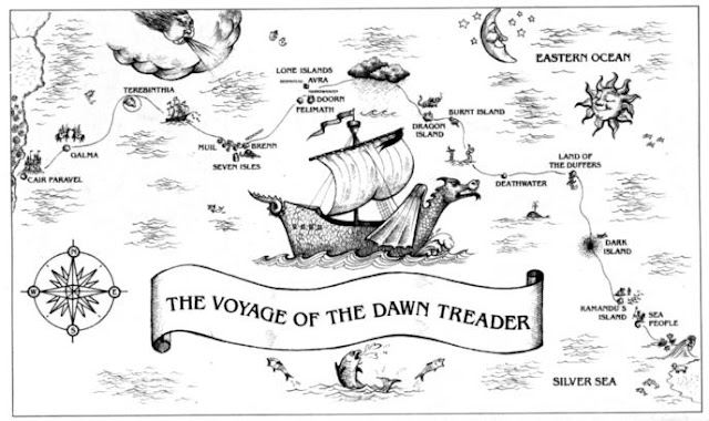 an analysis of the characters in the voyage of the dawn treader by cs lewis The chronicles of narnia: the voyage of the dawn treader is a 2010  treader,  the third novel in c s lewis' epic fantasy series the chronicles of narnia (and   irony/artistic license – religion: much emphasis is given to follow a star that.
