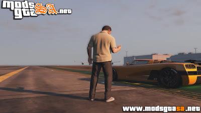 V - Mod Bloquear Veículo pelo Controle Remoto GTA V PC