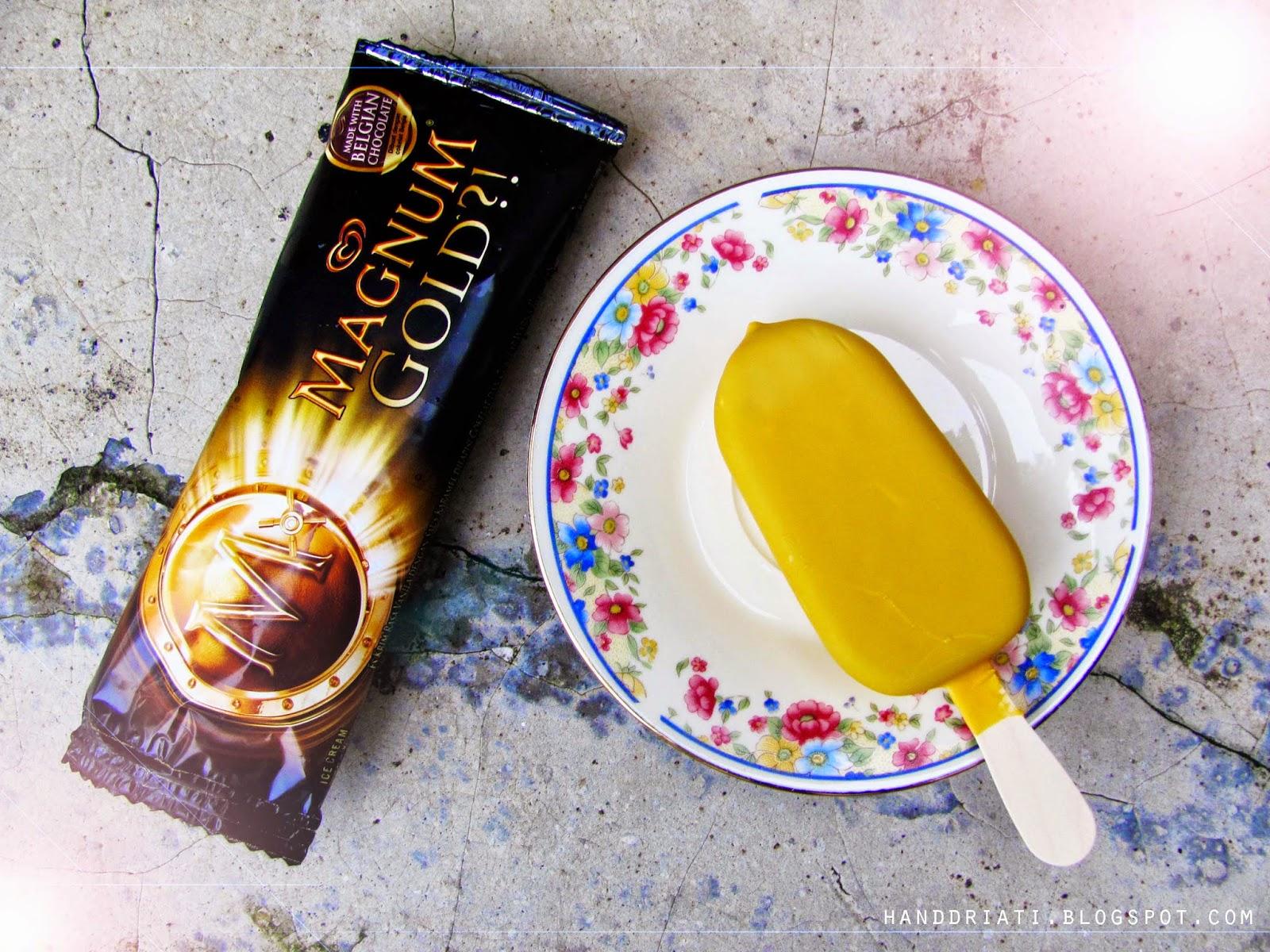 Magnum Gold ?!