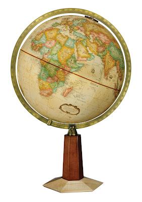 Leerdam Vase Globe 12-inch