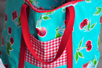 Pattern: Oilcloth School Bag