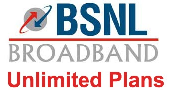 Bsnl broadband unlimited internet latest home plans for Unlimited internet plan for home