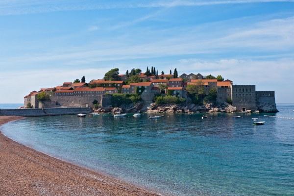 Sveti Stefan Island Montenegro Most Beautiful Places