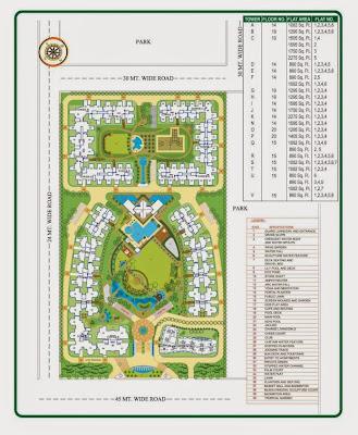 Ecociti :: Site Plan