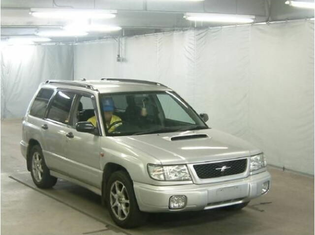 J Cruisers Jdm Vehicles Parts In Canada 1997 Subaru Forester S Tb