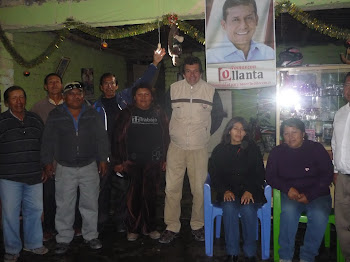 REUNION DE TRABAJO DE GOBERNADORES DE PISCO Y PLADESO