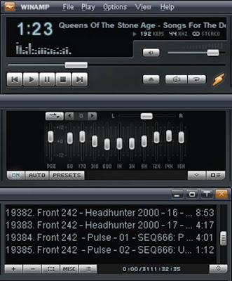Winamp 5.541 Full (русская версия) от CatZone.ws.