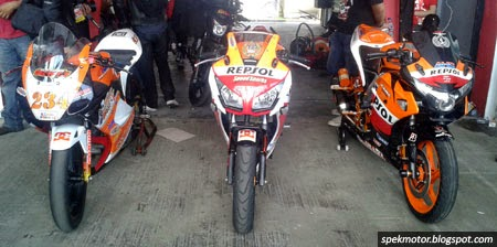 Modifikasi CBR250R