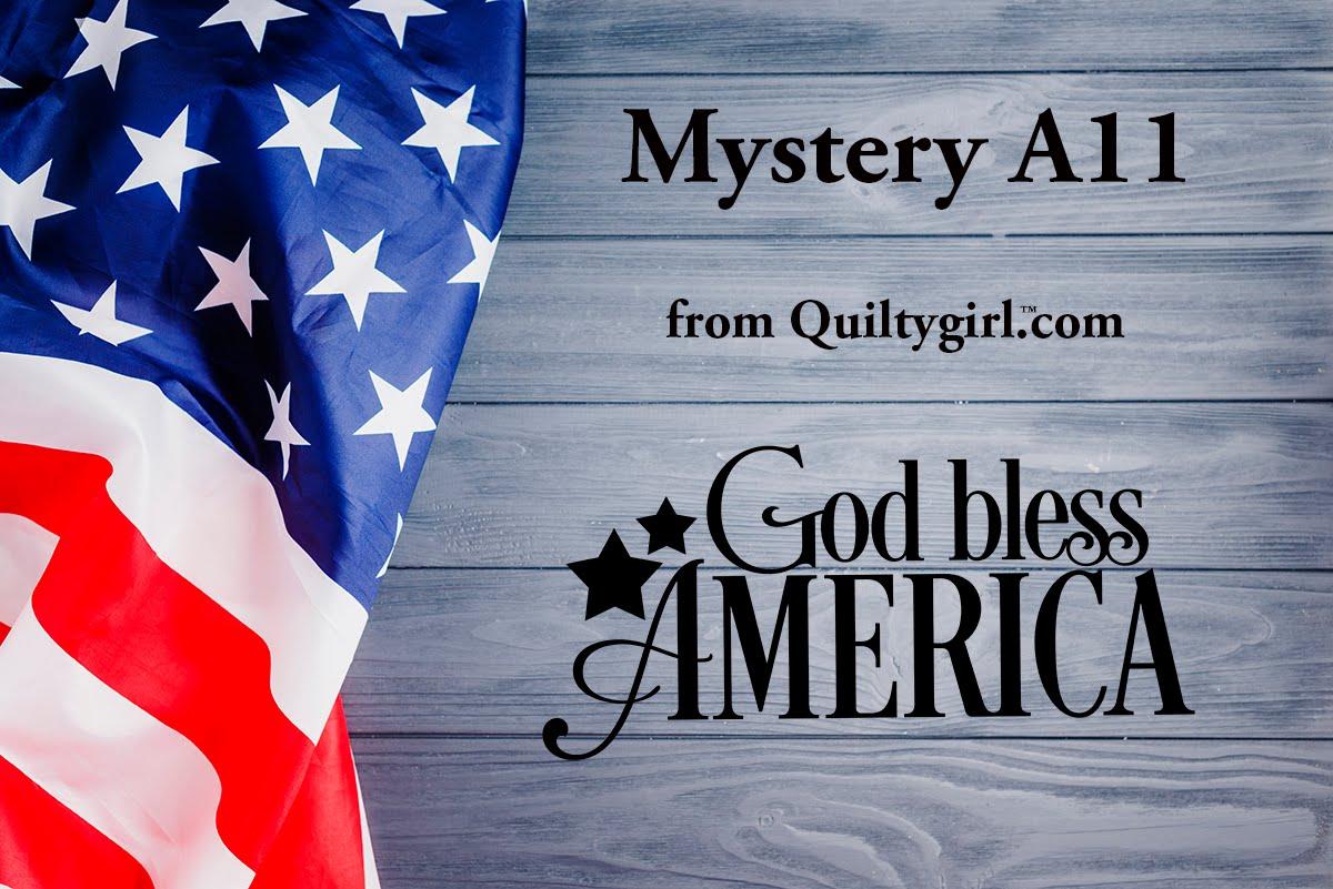 Mystery A11