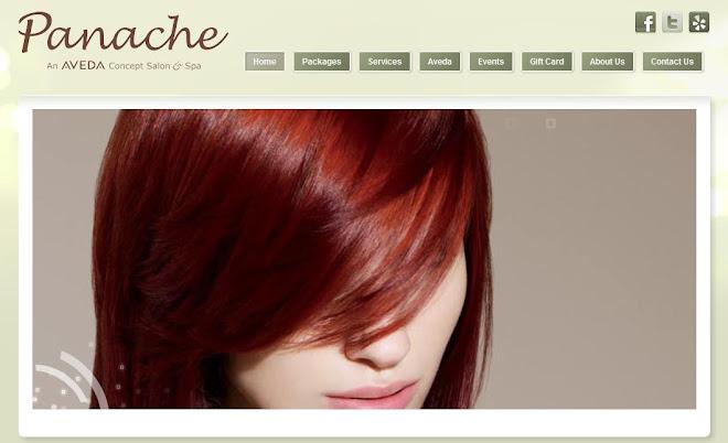 Panache Boise an AVEDA Concept Salon and Spa