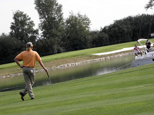 ARMCHAIR GOLF BLOG: The Most Interesting Golfer in the World