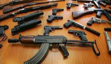 وطني: فيديو حصري لمخزن الأسلحة وادي الربايع بمدنين %D9%85%D8%AE%D8%B2%D