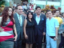 Eco. Ramiro Gonzalez en la U. de Guayaquil
