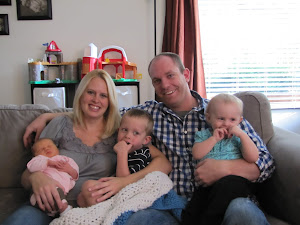 Jon, Kristi and Josh, Sadie and Lainey