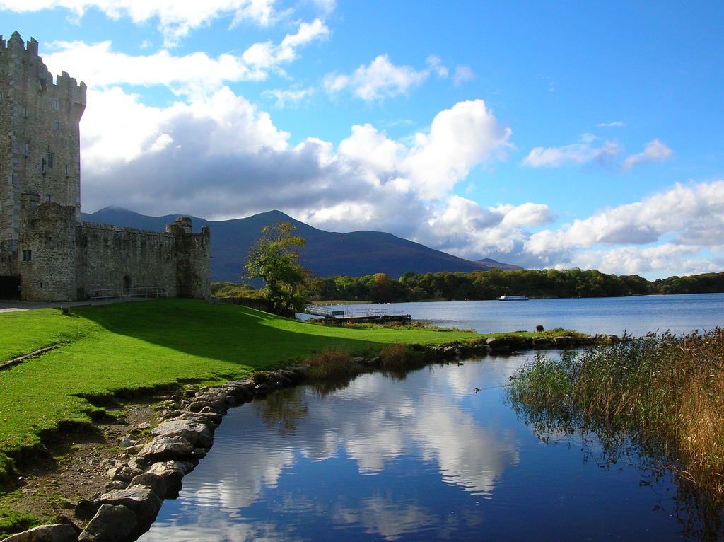 Killarney Ireland Nice View In Photos Travel And Tourism