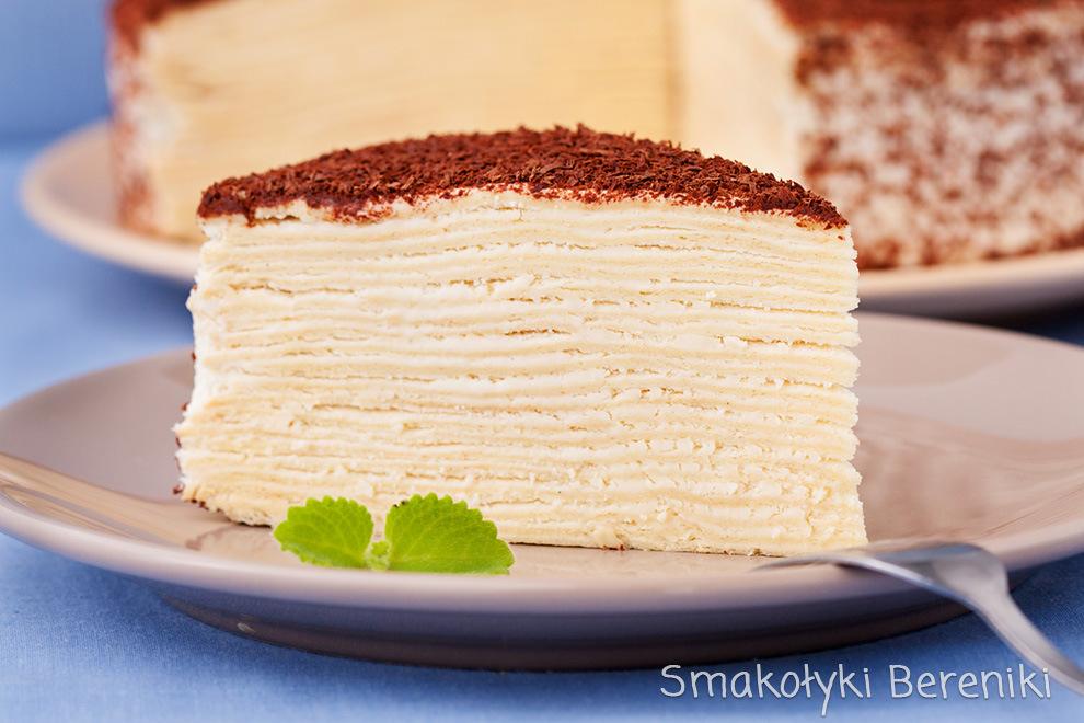 Pyszne ciasto Marcinek