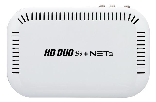 HD DUO S3 + NETE 3 NOVA ATUALIZAÇÃO V0259 04/06/14