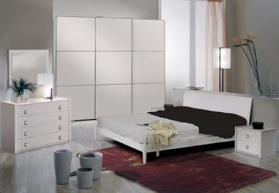 Beyaz+renkli+dayanikli+yatak+odasi+takimi Yatak Odası Takımlarına İstikbal Dokunuşu