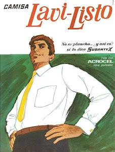 LAS PUBLIS DEL AYER