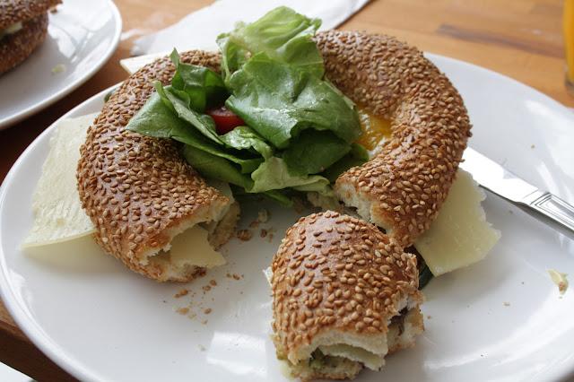Supermercado sandwich