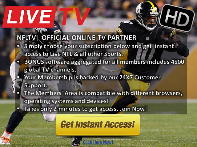 Watch Steelers vs Broncos NFC Divisional Playoff Live