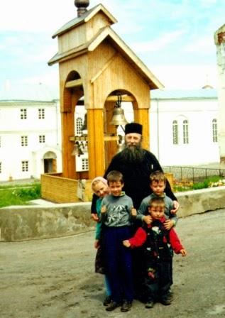 Архимандрит Иероним Шурыгин