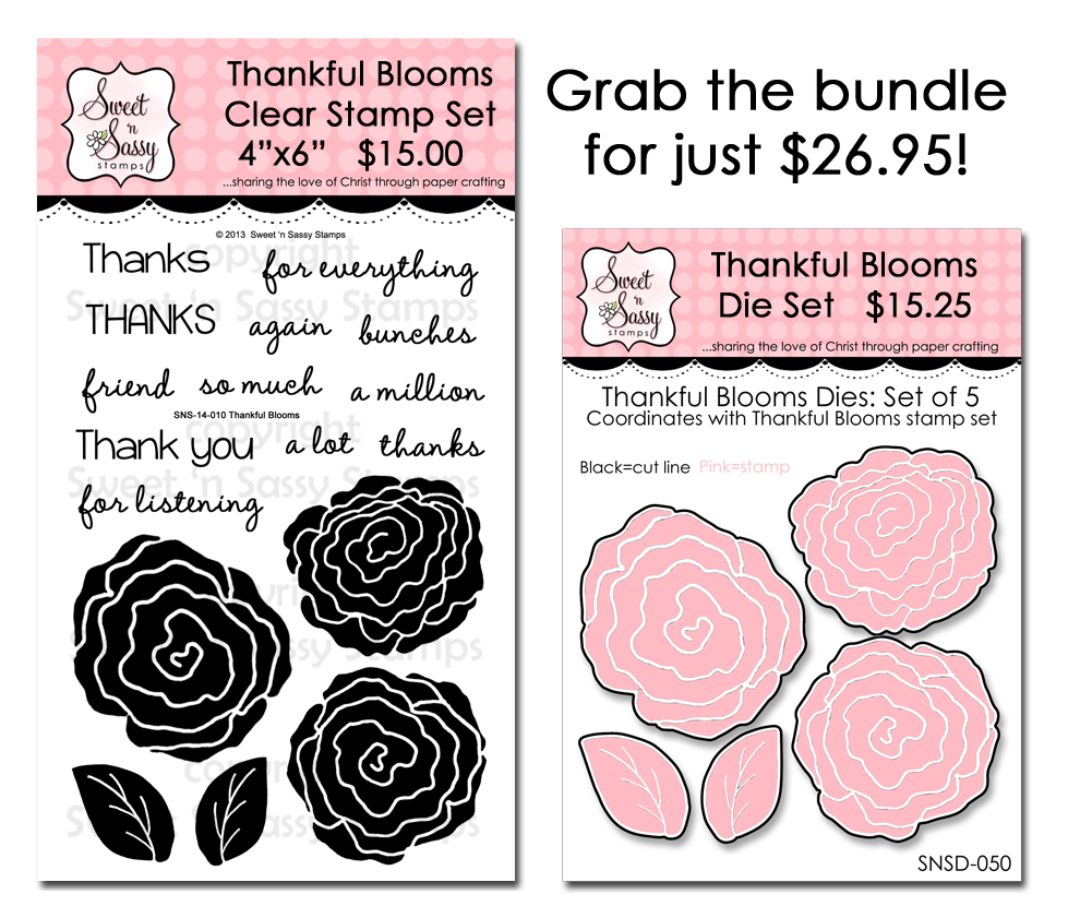 http://www.sweetnsassystamps.com/thankful-blooms-stamp-die-bundle/
