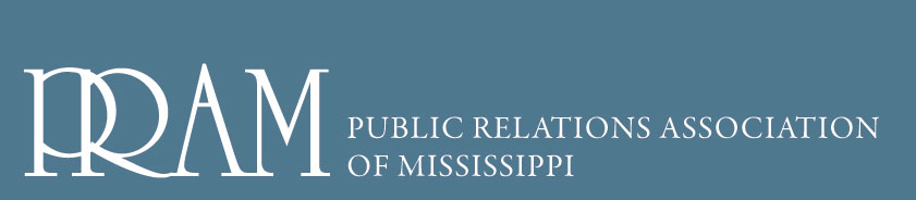 PRAM : Public Relations Association of Mississippi