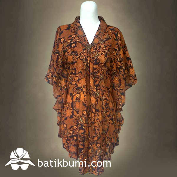 Blouse Batik Modern Kode : DBT 008
