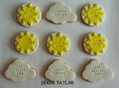 bulut güneş butik kurabiye