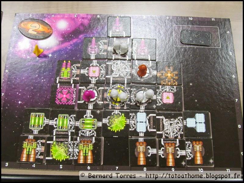 Le transporteur de l'espace