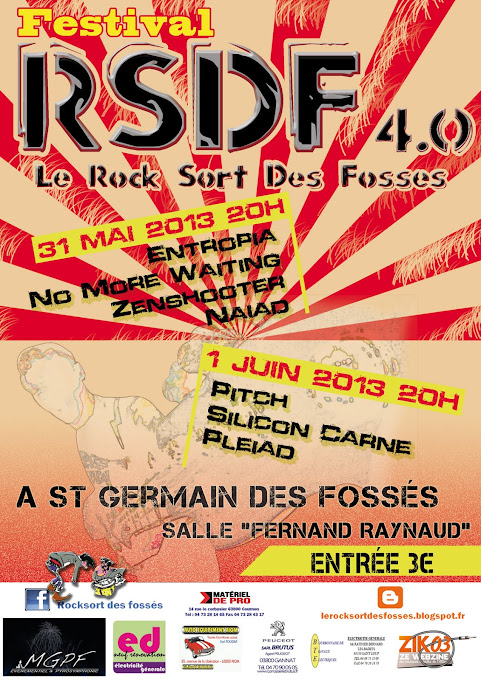Le Rock sort des Fosss