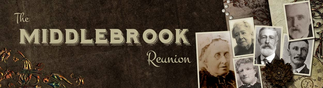 The Middlebrook Reunion Blog