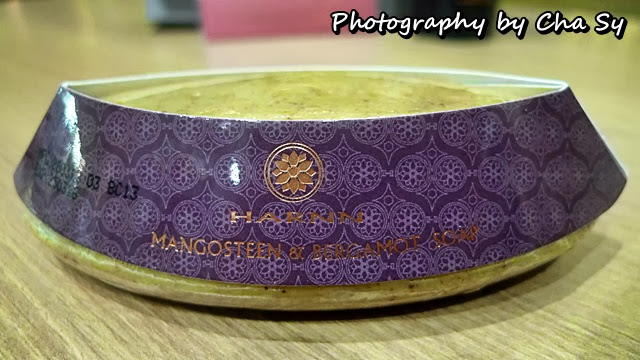 Harnn Mangosteen soap