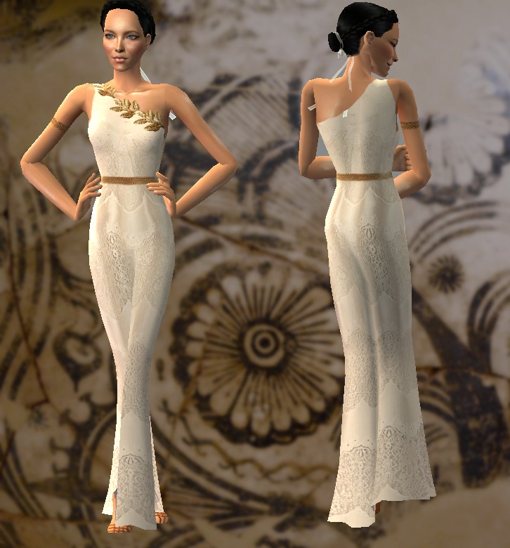Ancient Greeks Mini Theme Grecadea Sims